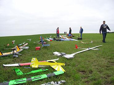 De VGG streek al eerder neer in Ootmarsum: 3 juli 2011.